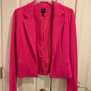 Hot Pink Bebe Blazer
